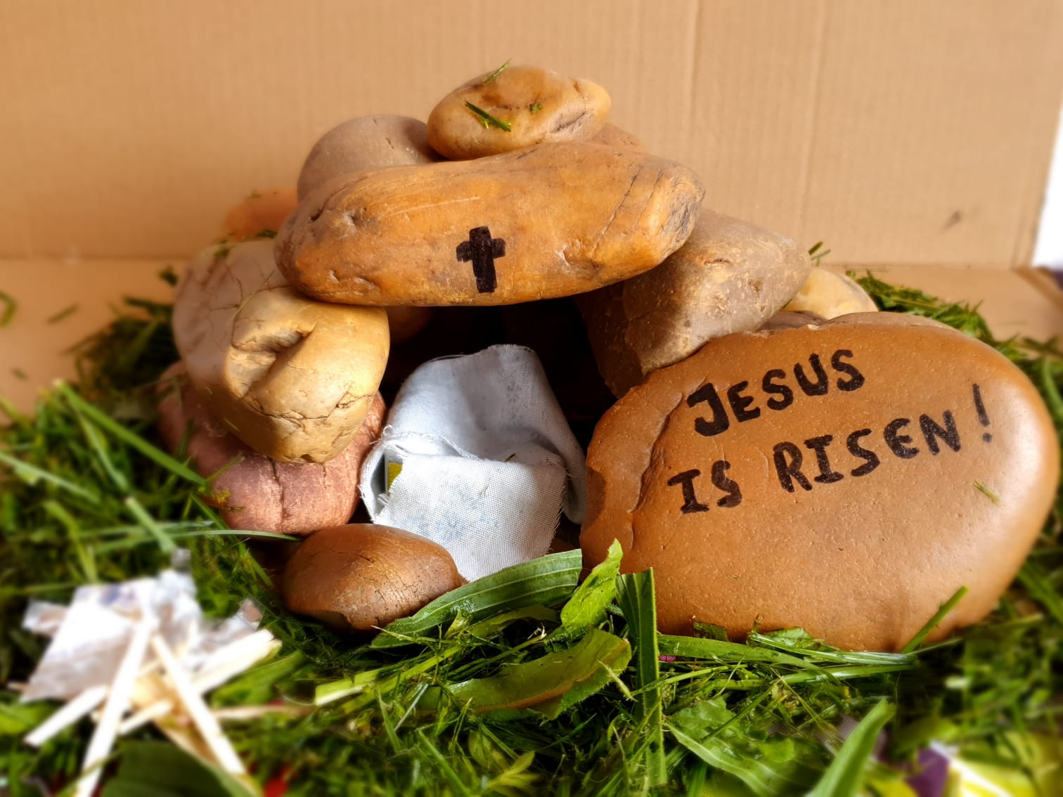 EASTER in Primary