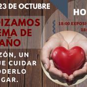 TARDE DE LAS FAMILIAS<BR/>23 DE OCTUBRE 18:00