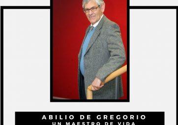 FALLECE ABILIO DE GREGORIO