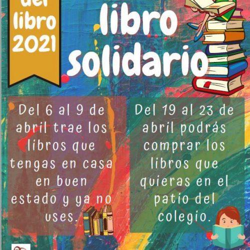 Feria libro solidario